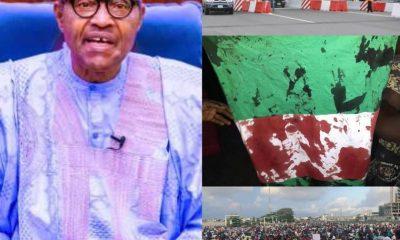 BREAKING: After 5 Days, President Buhari Finally Breaks Silence On #LekkiMassacre