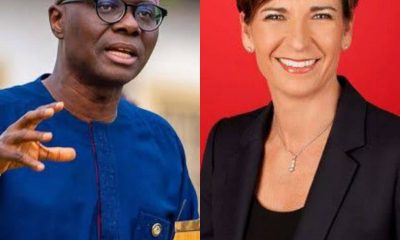 LEKKI SHOOTINGS: Record Shows Only Two DieD In #LekkiMassacre - Gov Sanwo-Olu Tells CNN Becky Anderson [VIDEO]