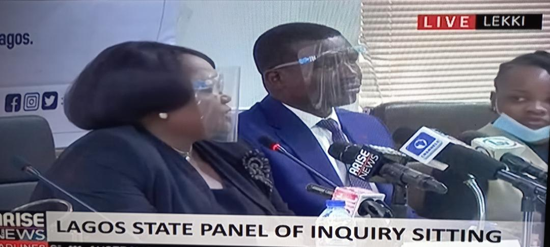 BREAKING: Lagos State Judicial Panel Of Enquiry Live [WATCH HERE]
