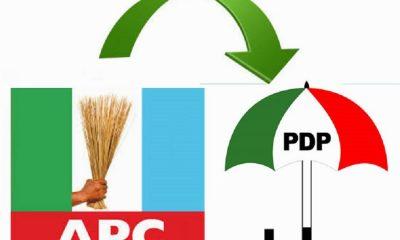 PARTY DEFECTION: Edo Speaker Alongside Six Others Dump APC