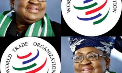 How Okonjo-Iweala Reacted To The U.S. Opposing Her Race To Become DG Of WTO