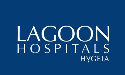 FRESH: Lagoon Hospital Set Ablazed By '#EndSARS Protesters' In Lagos (Video)