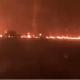 BREAKING: Again, Otedola Bridge On Fire As Tanker Explodes