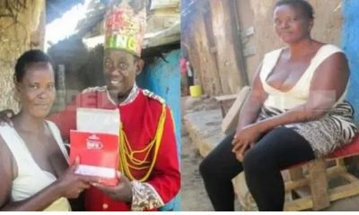 UNBELIEVABLE!!! Oldest Prostitute Retires After 22Years Of Service To 28000 Men [PHOTOS]