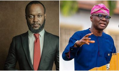 How Sanwo-Olu's Order Made Us Switch off Lekki Toll Gate Billboard, Seyi Tinubu Reveals - #BlackTuesdayNigeria
