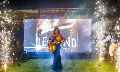 Elites Fans Celebrate As Erica Nlewedim Bags Double Endorsement Deal With Star Radler and Legend Extra Stout - #MyEricaMoments