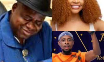 How The Public Reacted To Governor Diri's Appointment of #BBNaija Nengi And Trikytee As Special Assistant
