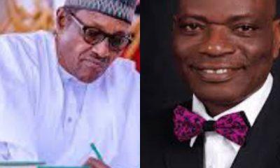 BREAKING: Buhari Restores Prof Ogundipe As UNILAG VC, Dissolves Governing Council