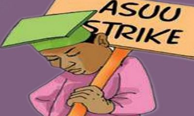 There Is No Hope In Sight To Ending Or Suspending ASUU Strike, Union Tells Students