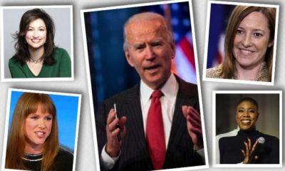 Biden Picks An All-Women Communications Team, See Full List And Biography - #WomenLead