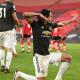BREAKING: Edinson Cavani Double Fires Man United To Comeback Win - #SOUMUN