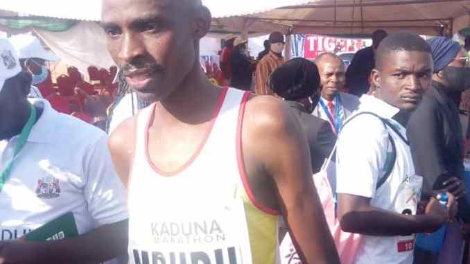 BREAKING: Kenyans Win 21km Kaduna half Marathon Race - #KadunaMarathon2020