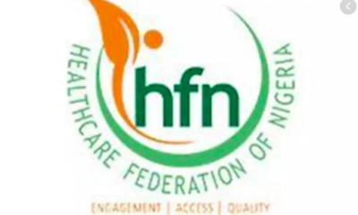 JUST IN: Healthcare Federation Of Nigeria Elects New Leaders