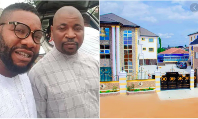 PHOTOS/VIDEO: MC Oluomo's Deputy Koko Zaria Opens Hotel