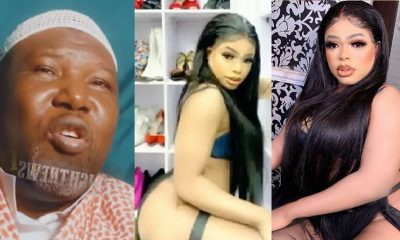 """CLERIC On BOBRISKY: """"You Have Three More Years To Live Or Else.....[VIDEO]"""