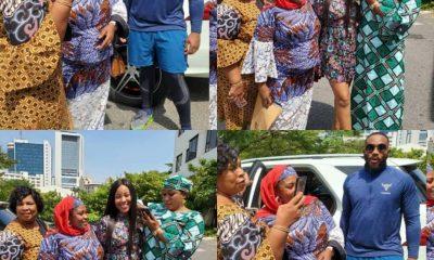 See Kiddwaya Outfit To Eko Hotel With Erica That Got Fans Talking [PHOTOS] - #BBNaija