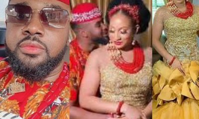 Special Moments In Anambra As Actor Williams Uchemba Ties The knot Traditionally [PHOTOS/VIDEOS]