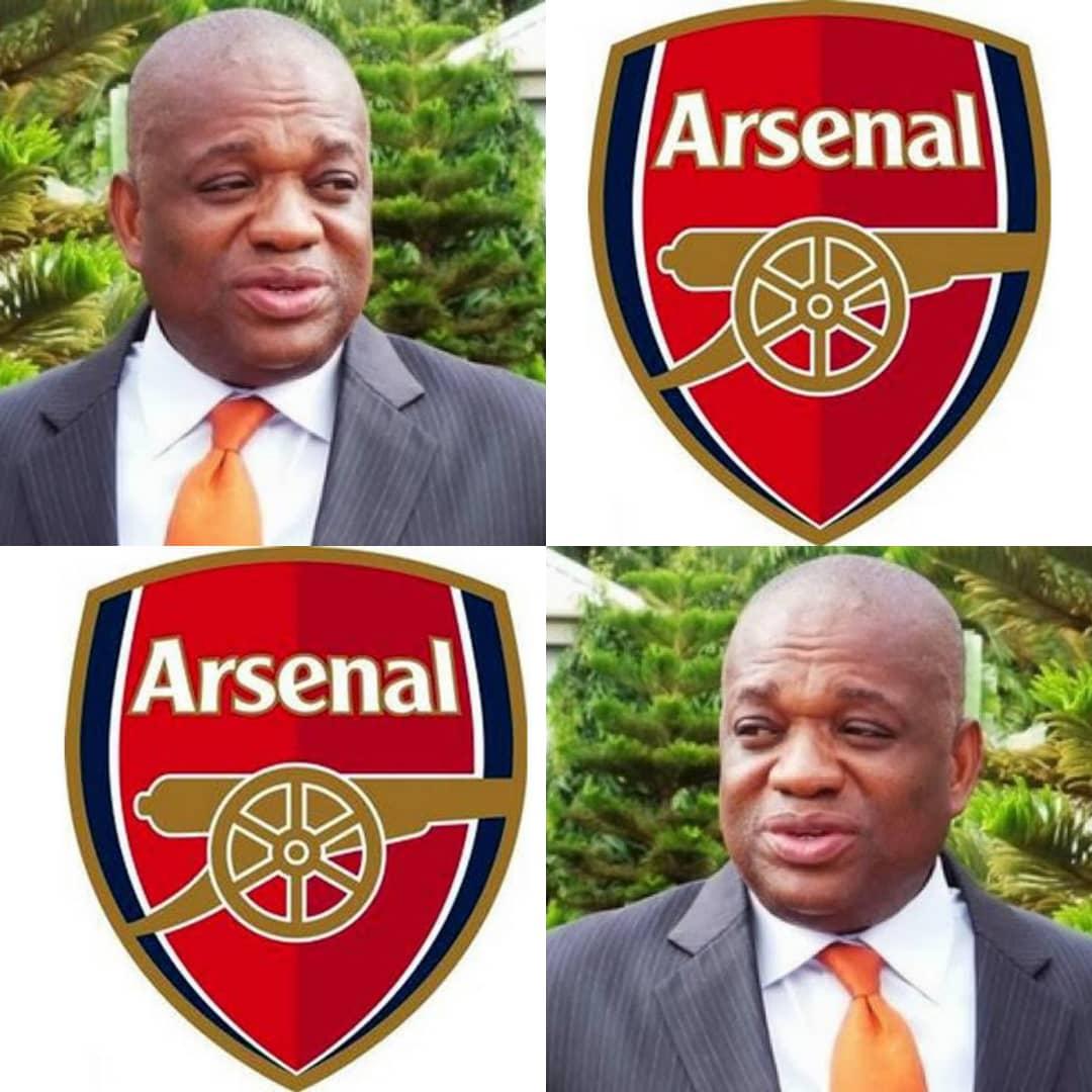 Senator Orji Kali Reveals Plan To Purchase 35% Stake At Arsenal FC