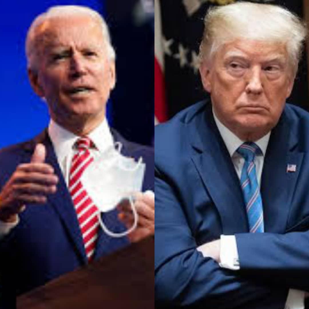Donald Trump Will Be Most Irresponsible President In History, Says Joe Biden - #TrumpIsANationalDisgrace