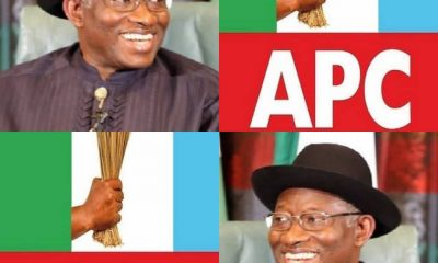 That Suspicion Of Goodluck Jonathan Decamping To APC To Contest For 2023 Presidency
