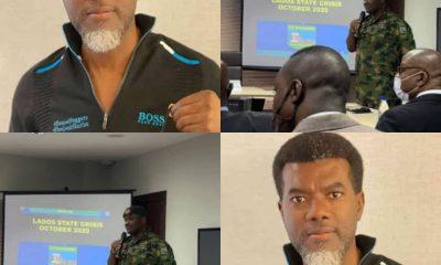 Why Reno Omokri Likens Nigerian Army To Bobrisky - #LekkiMassacre