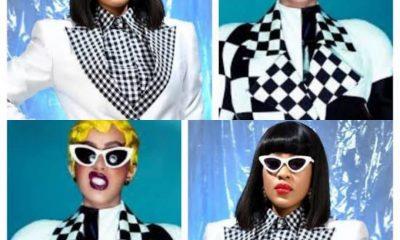 What Cardi B Said About #BBNaija Erica Fashion Style - #PoseLikeErica