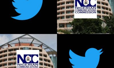 Nigerian Communications Commission (NCC) Account Suspended By Twitter