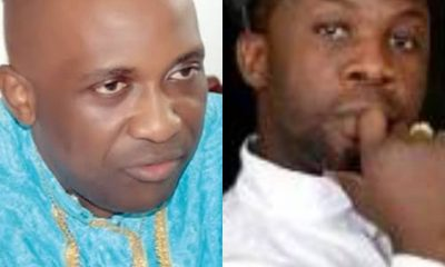 PRIMATE AYODELE On PROPHET ISRAEL OLADELE GENESIS: 'It's A Temporal Trial AndBe Courageous'