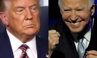 BREAKING: At Last, Trump Bows To Pressure As He Okays Biden Transition - #BidenHarris2020