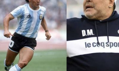 BREAKING: 'Hand of God' And Soccer Icon, Diego Maradona Is Dead [DETAILS]