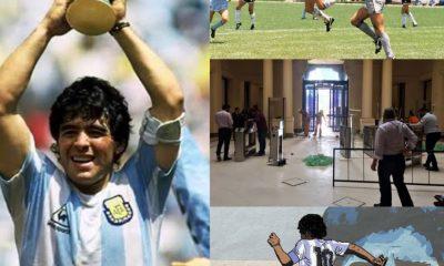 MEMORIAL: Hand Of God Diego Maradona To Be Buried At Casa Rosada