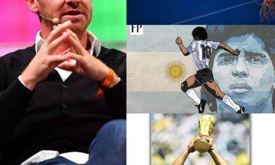 Why FIFA Should Retire No 10 Shirt For Late Diego Armando Maradona - Andres Villas-Boas