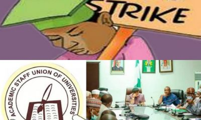 BREAKING: Jubilation As ASUU Agrees To Call Off 8-Month-Old Strike [DETAILS]