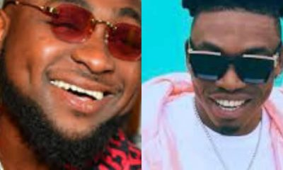 Davido Recalls How He Linked Up With His First Artiste, Mayorkun