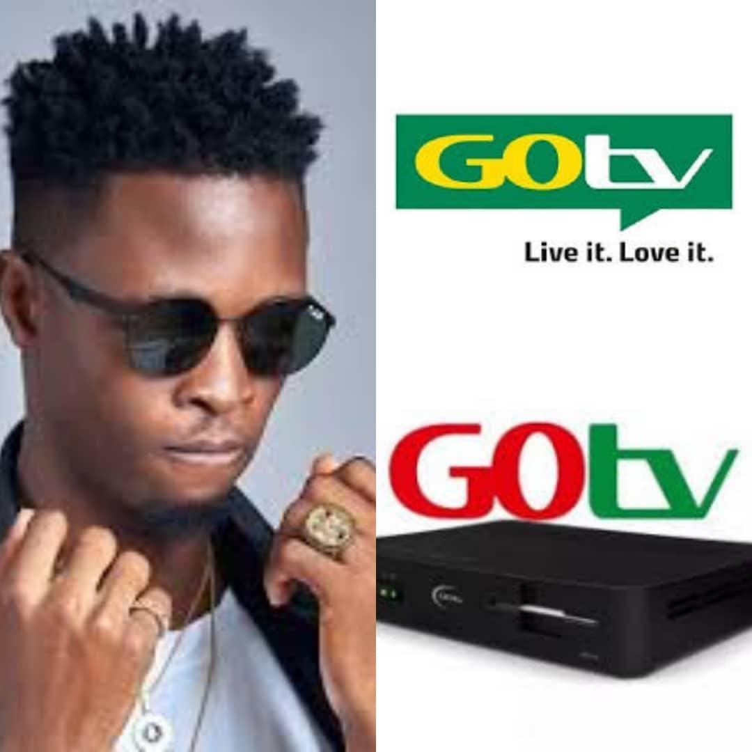 Laycon Signs New Ambassadorship Deal With GOtv - #GOtvWelcomesLaycon