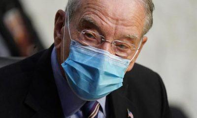 BREAKING: GOP Senator Chuck Grassley Confirmed #COVID19 Positive