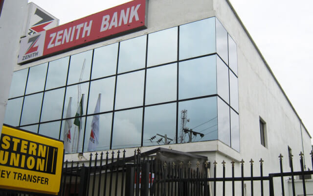 Zenith Bank Shows Resilience As Gross Earnings Rises By 4% In Q3 2020