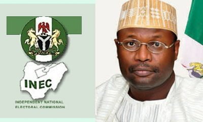 NEWS ALERT!!! Senate Confirms Mahmood Yakubu For 2nd Term As INEC Chairman