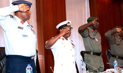 BREAKING: Nigerian Senate Calls For Removal Of Service Chiefs [DETAILS]