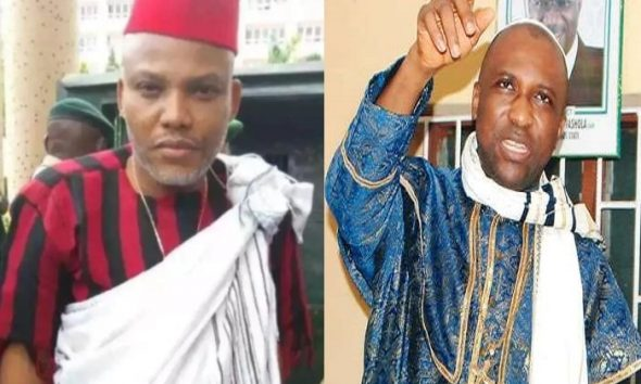 'You Are Not The One That Will Actualise Biafra' – Primate Ayodele Tells Nnamdi Kanu