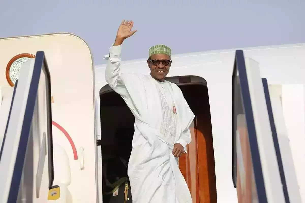 BREAKING: President Muhammadu Buhari Flown Abroad For Medical Treatment [DETAILS]