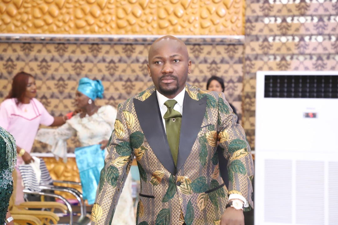 FRESH: Apostle Suleman Releases Powerful Prophecy For This Week