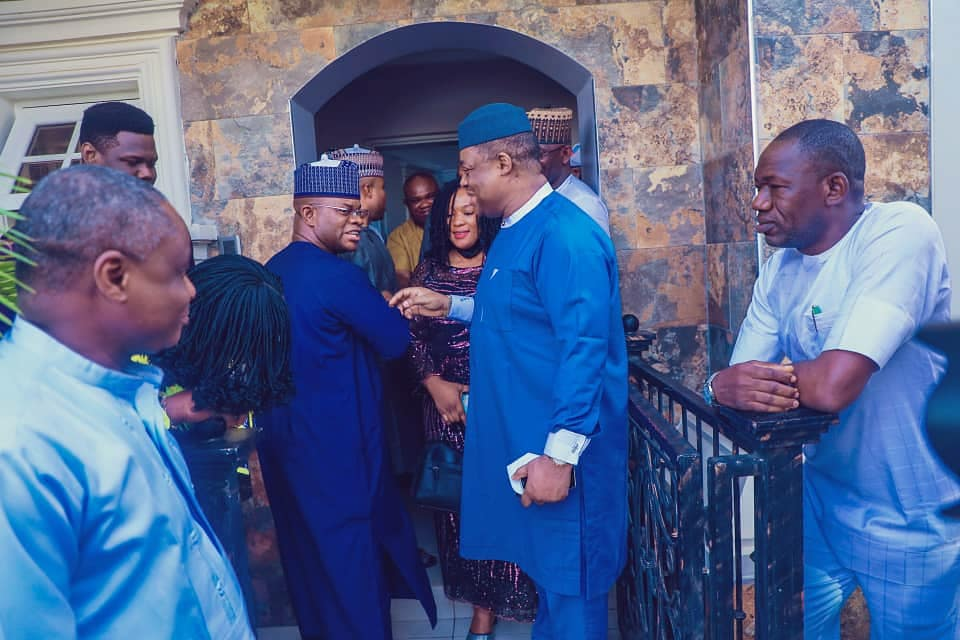 DEFECTION!!! Read What Fani-Kayode Said After Meeting Yahaya Bello For The 3rd Time