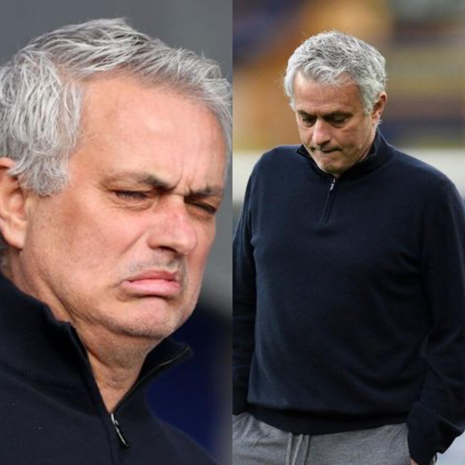 BREAKING: Jose #Mourinho Sacked By Tottenham