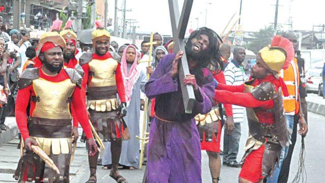 Making the Easter Celebration in Nigeria Rewarding - #HappyEaster 2021