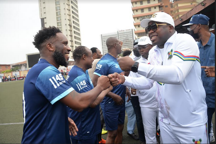 Rite Foods Excites Sports Enthusiasts At Elegushi Peace Cup Tournament In Lagos