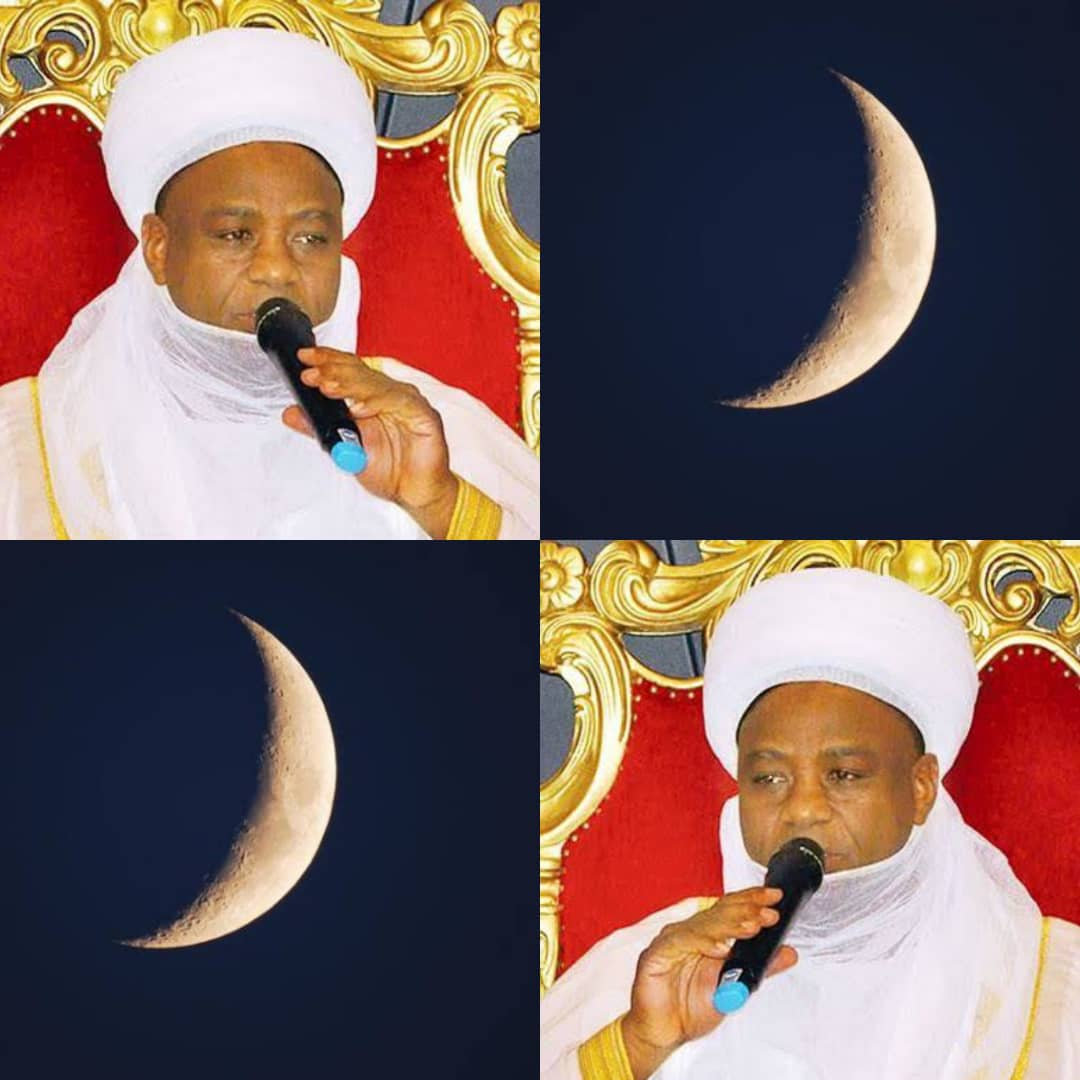 SULTAN OF SOKOTO: #Ramadan Moon Sighting To Commence Today