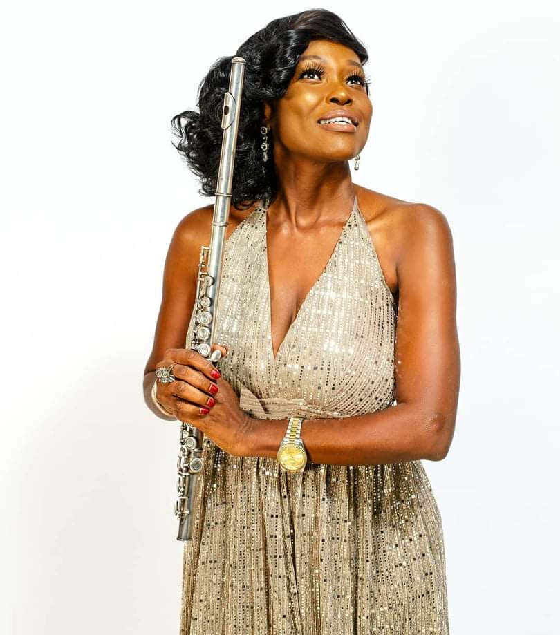 Notable Female Flutist, Ebele 'The Flutist' Wins African Award of Notability