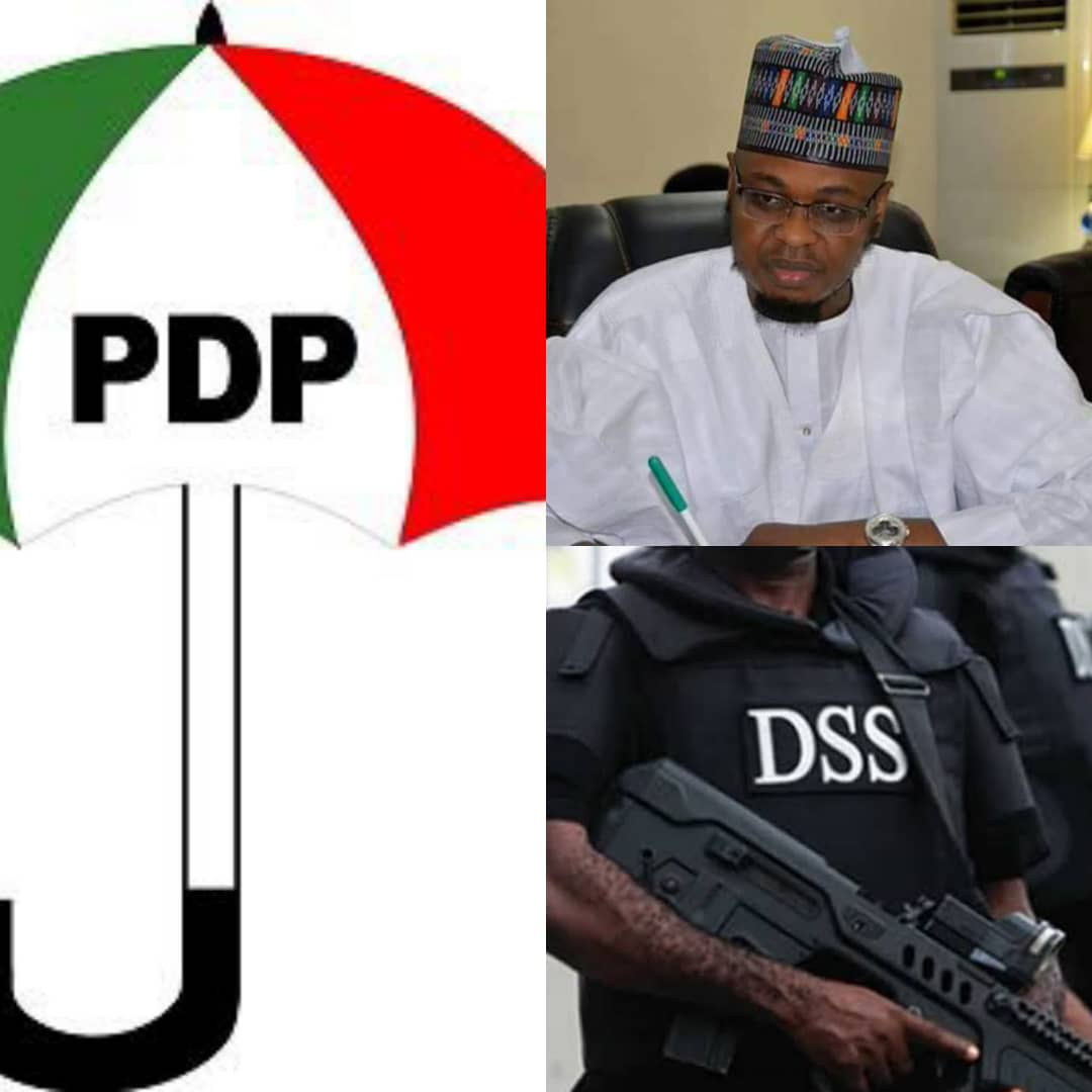BREAKING: More Woes For Isa Pantami As PDP Drags Minister To DSS - #IsaPantamiMustResign