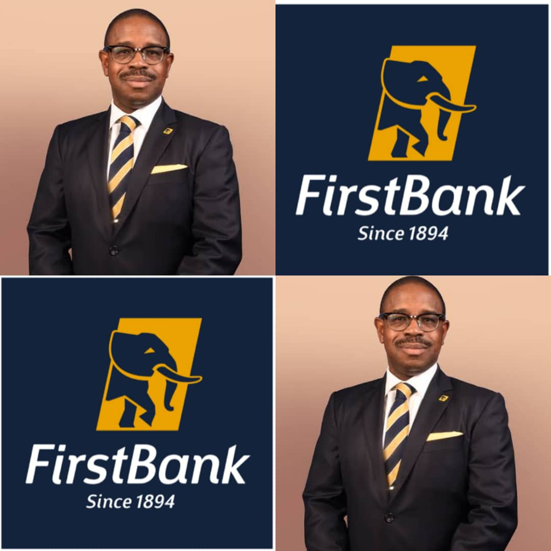 BREAKING: First Bank Announces Gbenga Shobo As New MD/CEO